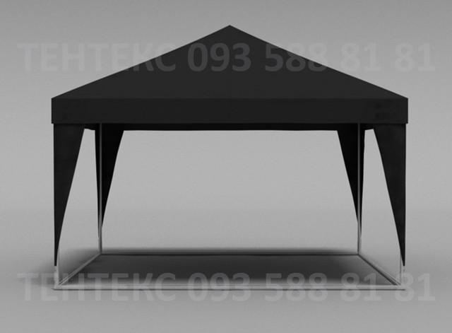 шатер черный