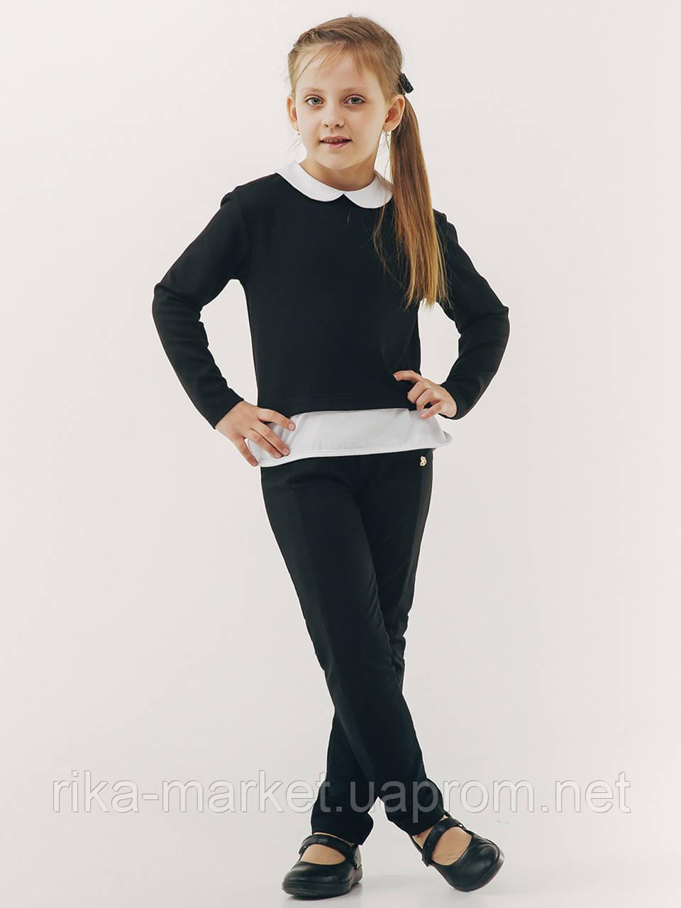 Школьный свитшот для девочки, ТМ Смил, 116414, возраст 10 - 14 лет