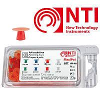 FlexiPol диски шлифовальные для мелкой обработки композитов (красная, d 12) 100шт, фото 1