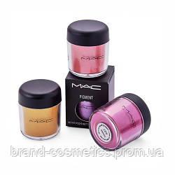 Пигменты MAC Pigment (палитра D) 6 шт