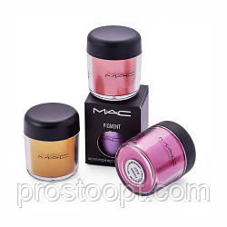 Пигменты MAC Pigment (палитра С) 6 шт