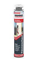 Профессиональная полиуретановая обьемная пена HANNO выход баллона 65 литров