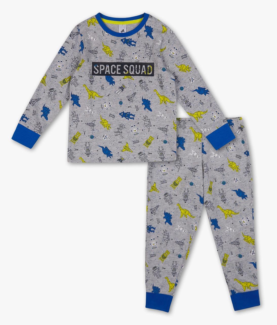 Пижама для мальчика 5-6 лет C&A Германия Размер 116