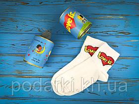 """Консервовані шкарпетки  """"Love is..."""""""