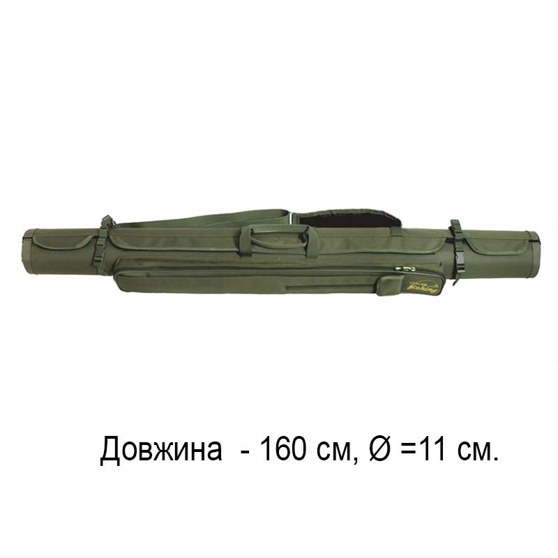 Тубус для спиннингов КВ-4а Acropolis
