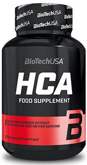 Жиросжигатель BioTech - HCA 900 мг (100 капсул)