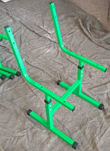 Каркас стула металлический регулируемый