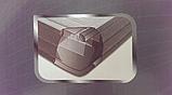 Надувная велюр кровать 64418, встр эл насос 220В, 203-152-56 см, оригинал, фото 5