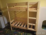 Двухэтажная кровать для детского садика- 2500 грн
