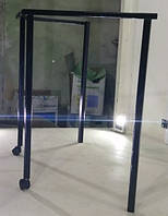 Каркас металлический для стола трапеции мобильного