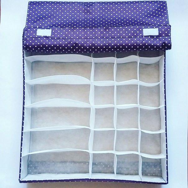 Органайзеры для белья по индивидуальным размерам (модель 13)