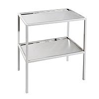 Столик инструментальный СТ-И-2Н, 1 шт, столик медицинский, ЧНПП Атон