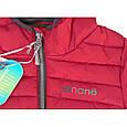 Стеганная демисезонная куртка для мальчика Nano F17M1251 Salsa Red, фото 2