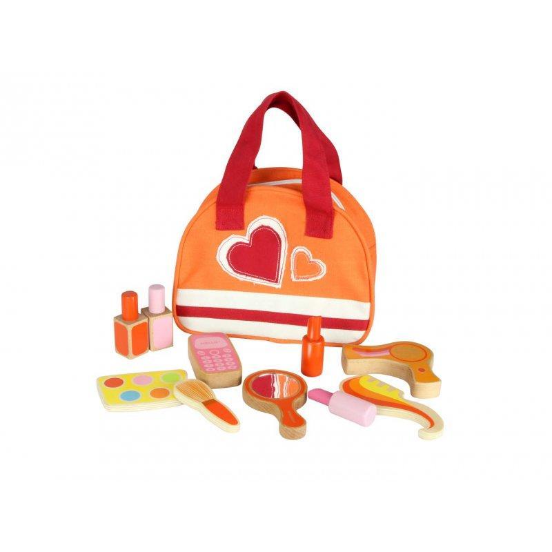 Игровой набор студия красоты с сумкой Masterkidz MK00996