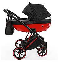 Детская универсальная коляска 2 в 1 TAKO JUNAMA DIAMOND V-PLUS 04 RED