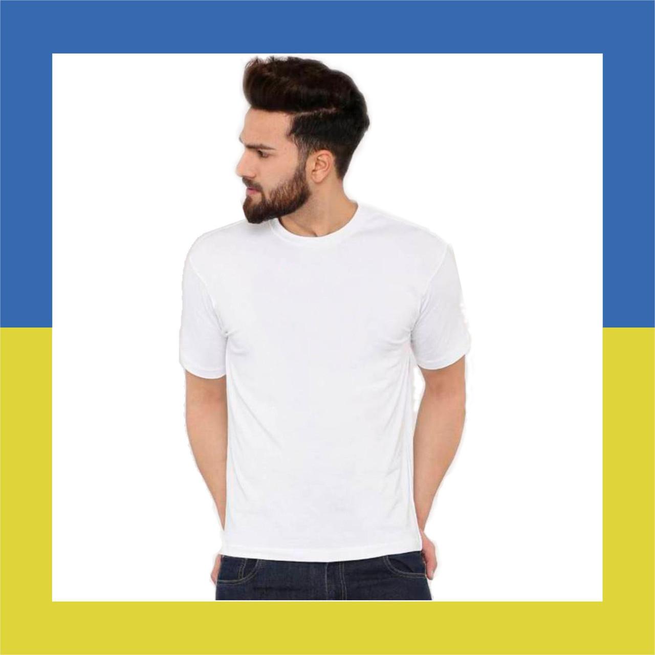 Мужские футболки для сублимационной печати