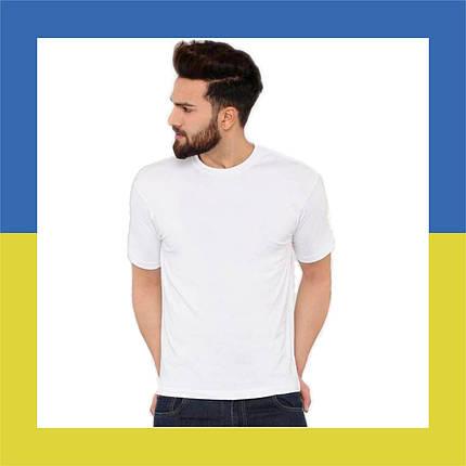 Мужские футболки для сублимационной печати, фото 2