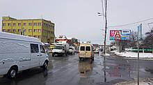 Наружная реклама Подольский район,ул.Стеценко,ГМ Эпицентр,Ашан