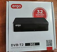 ТВ-ресивер DVB-T2 Ergo 302 (T2 302)