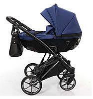 Детская универсальная коляска 2 в 1 TAKO JUNAMA DIAMOND V-PLUS 06 BLUE