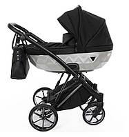 Детская универсальная коляска 2 в 1 TAKO JUNAMA DIAMOND V-PLUS 01 SILVER