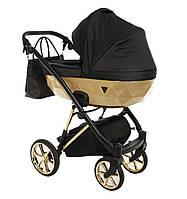 Детская универсальная коляска 2 в 1 TAKO JUNAMA DIAMOND V-PLUS 03 GOLD