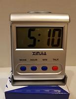 Часы говорящие XJ 792-TN