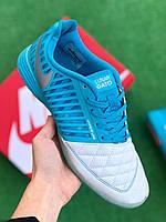 Футзалки Nike Lunar Gato II/найк лкнар гато/футбольная обувь/залки