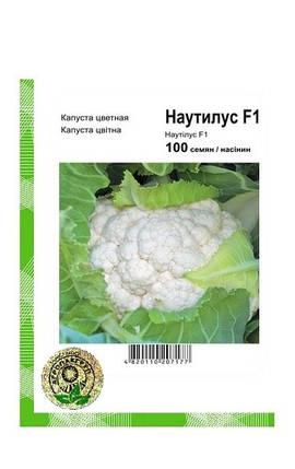 Семена Капуста цветная Наутилус F1 100 сем Clause 2602, фото 2