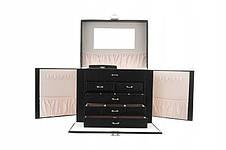 Шкатулка для украшений, органайзер для ювелирных украшений Elegance, фото 2