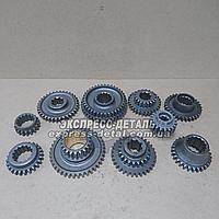 Комплект шестерен КПП ЮМЗ (полный набор)