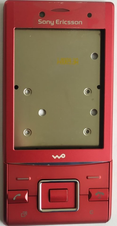 Корпус для Sony Ericsson J20i Red