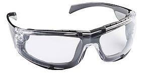 Защитные очки с боковой защитой прозрачные Hardy