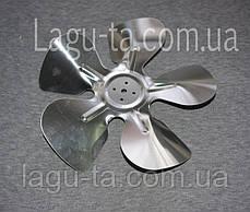 Крыльчатка алюминиевая 230 мм. нагнетание., фото 2