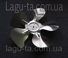 Крыльчатка алюминиевая 230 мм. нагнетание., фото 3