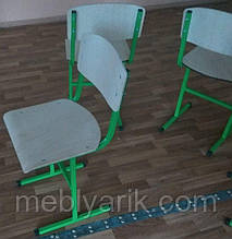 Каркас стула металлический Т-образный