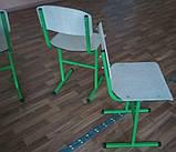 Каркас стула металлический Т-образный, фото 3