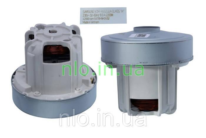 Двигатель пылесоса Samsung VCM-M20ZU DA, DJ31-00145B
