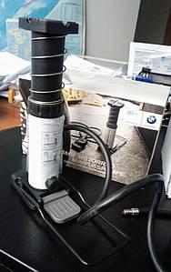 Комплект малогабаритного ножного насоса BMW Motorrad Compact Foot Pump