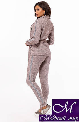 Брючный теплый костюм женский (р. 40-42, 44-46) арт. 23-789, фото 2
