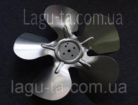 Крыльчатка алюминиевая 230 мм. всасывание., фото 2