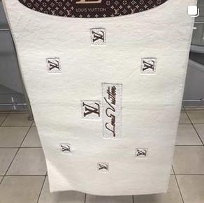Набір килимків для ванної кімнати.