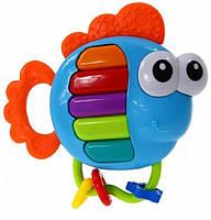 Погремушка  Рыбка Baby mix  KP-0698, фото 1