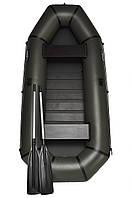 Лодка пвх надувная двухместная Grif boat GL-270S, фото 1