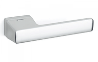 Ручка на розетке  SYSTEM CORAL HA200 RO15 CBMX матовый хром/браш