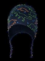 Детская шапка для мальчика GSK-20-7