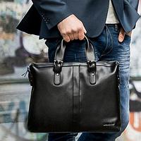 Сумка, портфель, папка: стильные аксессуары для деловых мужчин
