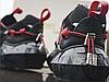 Жіночі кросівки Jimmy Choo Diamond Black Red, фото 5