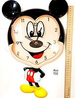 Дитячі настінні годинники Міккі Маус ММ-392