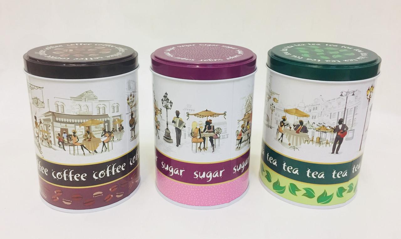 набор чай кофе сахар